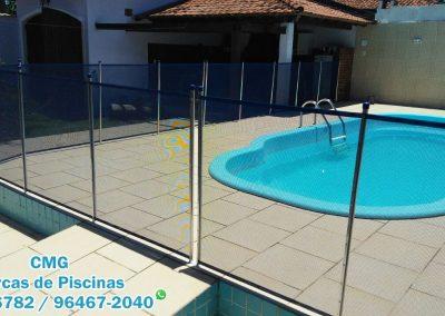grade de proteção de piscina - copacabana