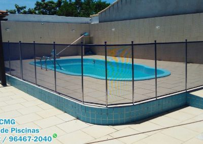 grade de proteção de piscina - rj rj
