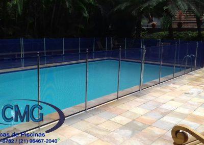 modelo grade de piscina RJ