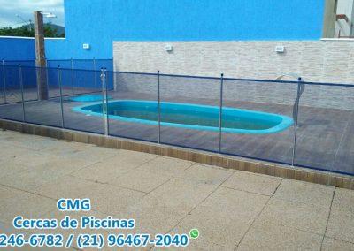 modelo grade de piscina barra da tijuca